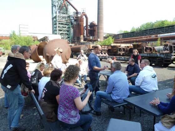 Stammtisch Ruhrgebiet Henrichshütte 2011