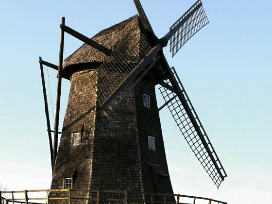 Mühle in Coesfeld-Lette