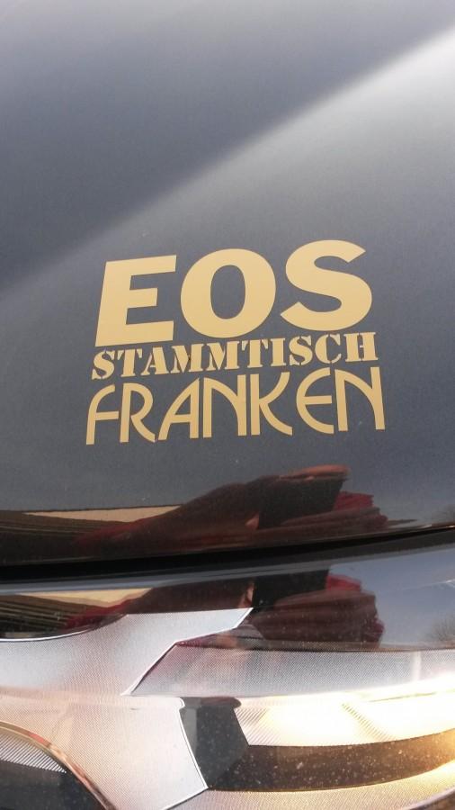 EOS STAMMTISCH FRANKEN