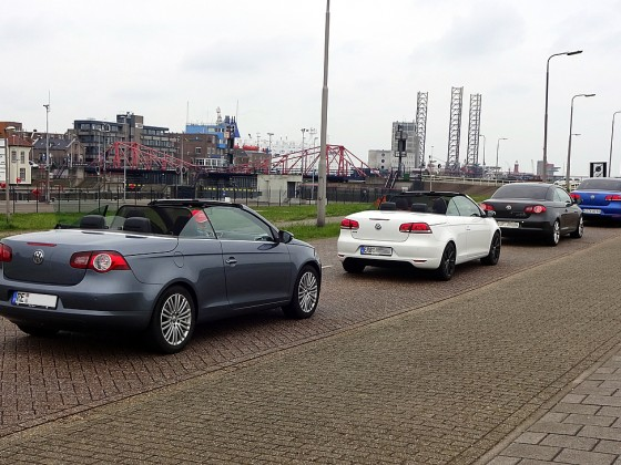 Frühlingstour Holland 2015