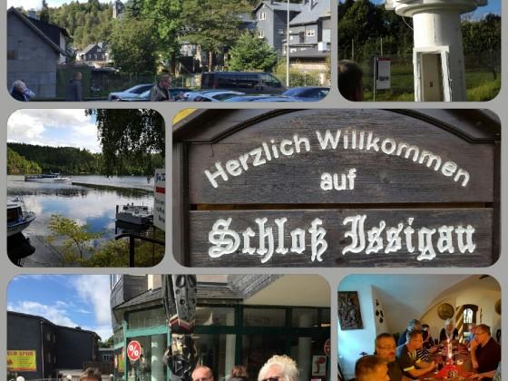 HERBSTAUSFAHRT 2017 VW EOS STAMMTISCH FRANKEN