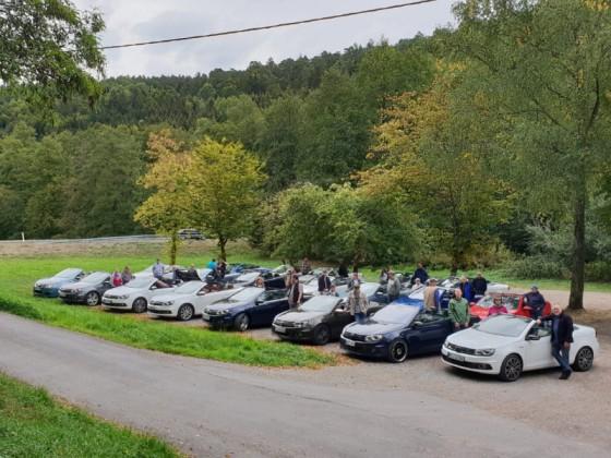 Herbstausfahrt 2018 EOS STAMMTISCH FRANKEN