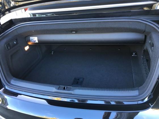 S5 Kofferraum