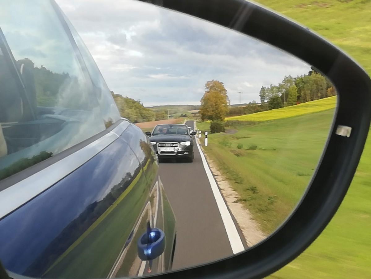Herbstausfahrt 2019 VW EOS STAMMTISCH FRANKEN
