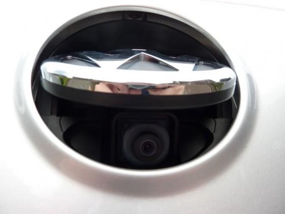 Nachrüstung Rückfahrkamera LOW