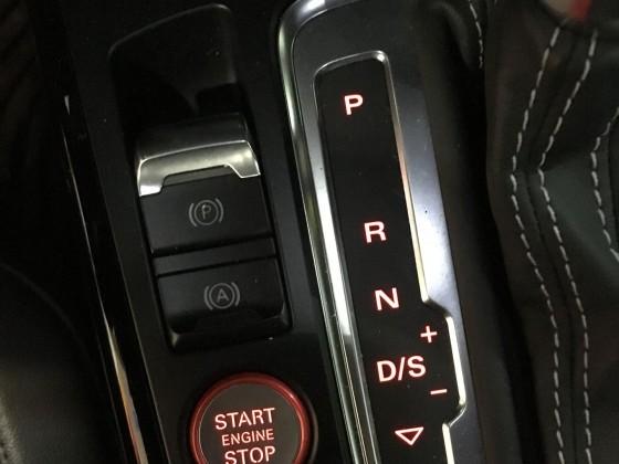 S5 Parkautomatik Schalter