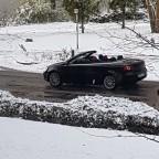 Eos im Schnee