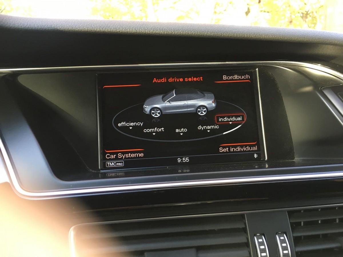 S5 Drive Select