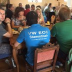 Der SKS Stammtisch hat auch passende T-Shirts.