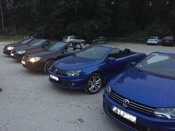 Treffen in Wandlitz am 04.07.2015