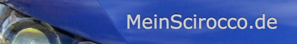 MeinScirocco.de